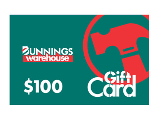 Congratulations We Have A Winner Of 100 Bunnings Voucher
