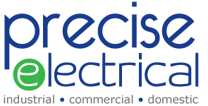 Why should you choose Precise Electrical? - Precise Electrical Logo